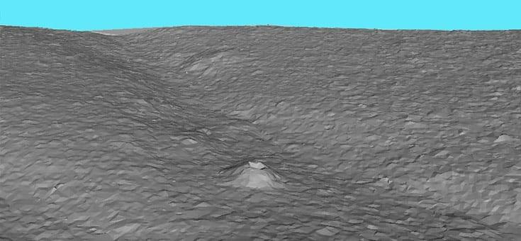 LiDAR Spatial Data Modelling
