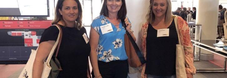 Dr Sheridan Coakes at IAIA19 in Brisbane